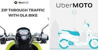 Bike taxi business