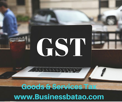 Steps to apply GST