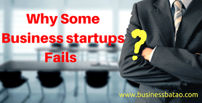 Reasons for Business startup failure