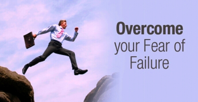 Overcome With The Fear of Failure in Business by becoming the expert