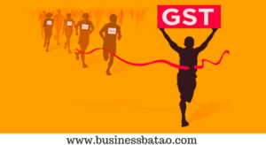 compare gst rates with vat
